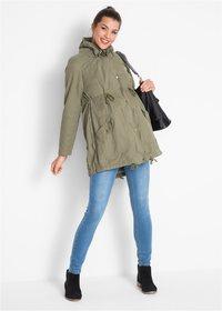 Mammajakke jakke gravid regnjakke dunjakke kåpe allværsjakke